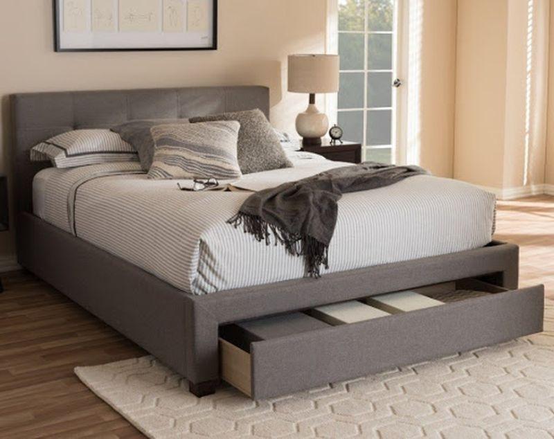 Giường ngủ thông minh thiết kế có ngăn kéo tiện dụng - M2
