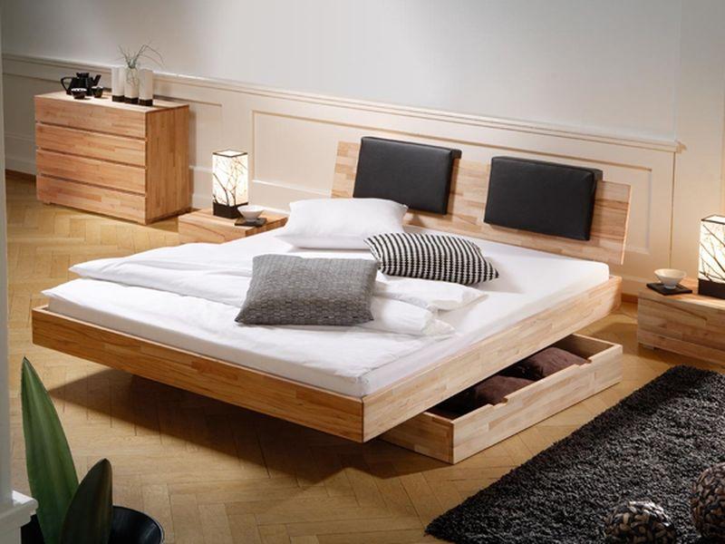 Giường ngủ thông minh thiết kế có ngăn kéo tiện dụng - M6