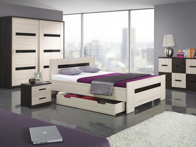 Giường ngủ thông minh có ngăn kéo - M1