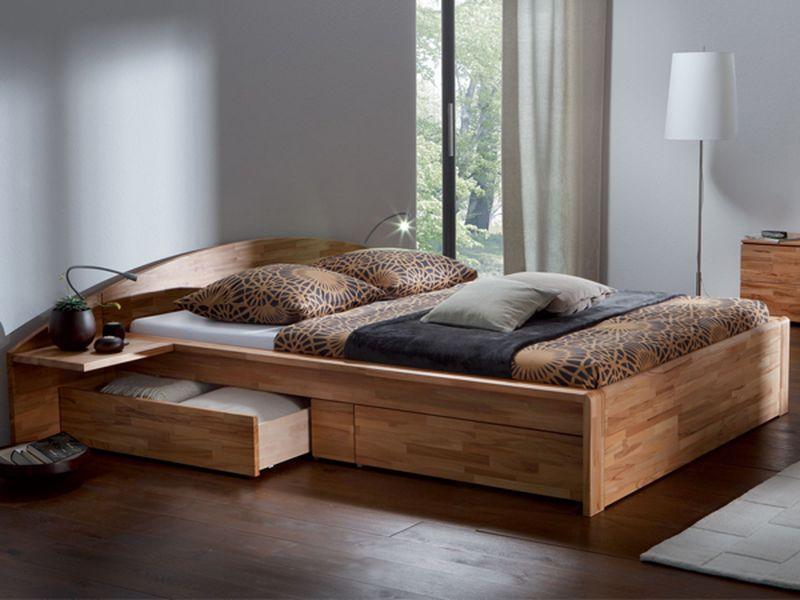 Giường ngủ thông minh có ngăn kéo để đệm - M5