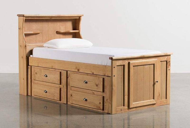 Giường ngủ thông minh thiết kế có ngăn kéo tiện dụng - M5