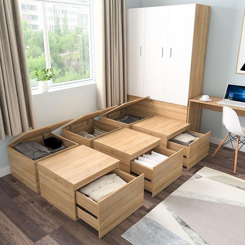Giường ngủ thông minh thiết kế có ngăn kéo tiện dụng - M9