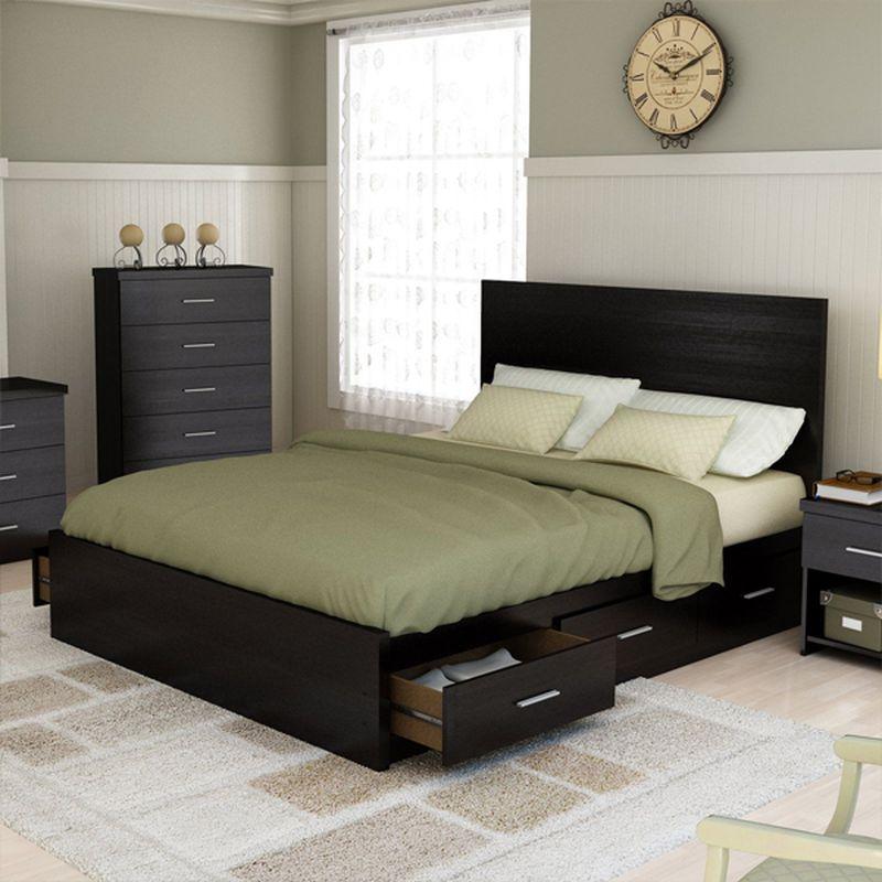 Giường ngủ thông minh thiết kế có ngăn kéo tiện dụng - M8