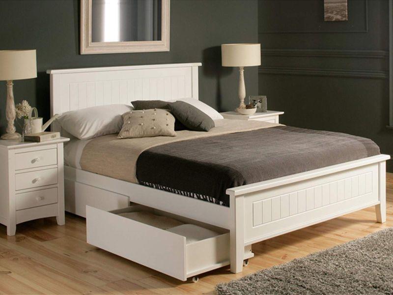 Giường ngủ thông minh thiết kế có ngăn kéo tiện dụng - M10
