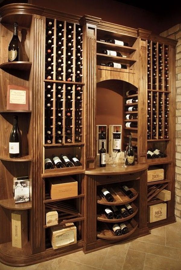 Tủ bảo quản rượu đa năng