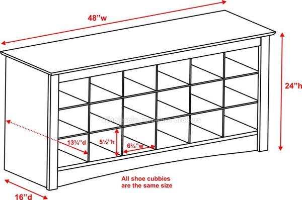 Bản vẽ kích thước tủ trưng bày rượu chi tiết - H5