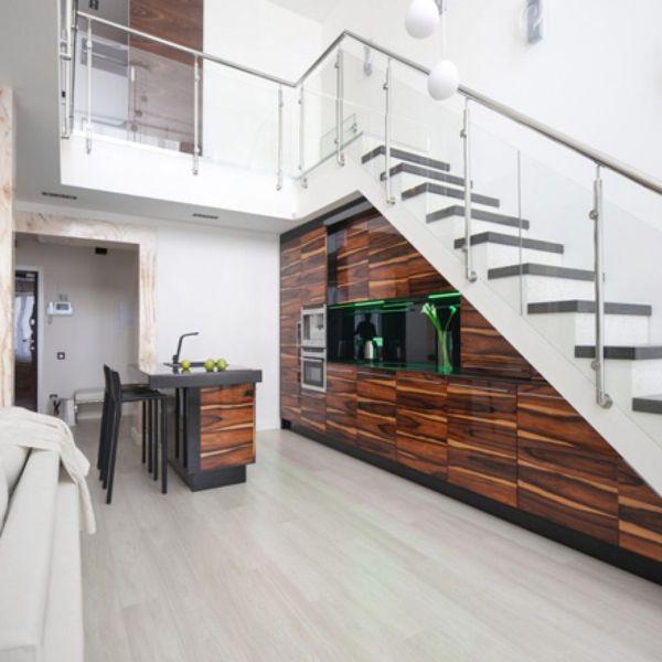 Tủ tivi dưới gầm cầu thang - M2