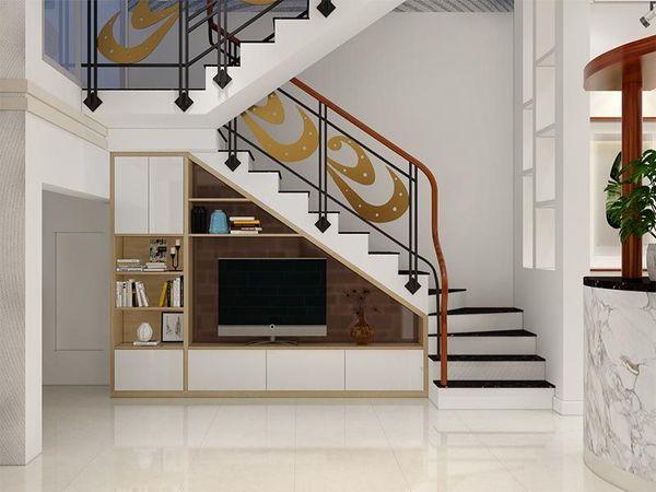 Tủ tivi dưới gầm cầu thang - M5