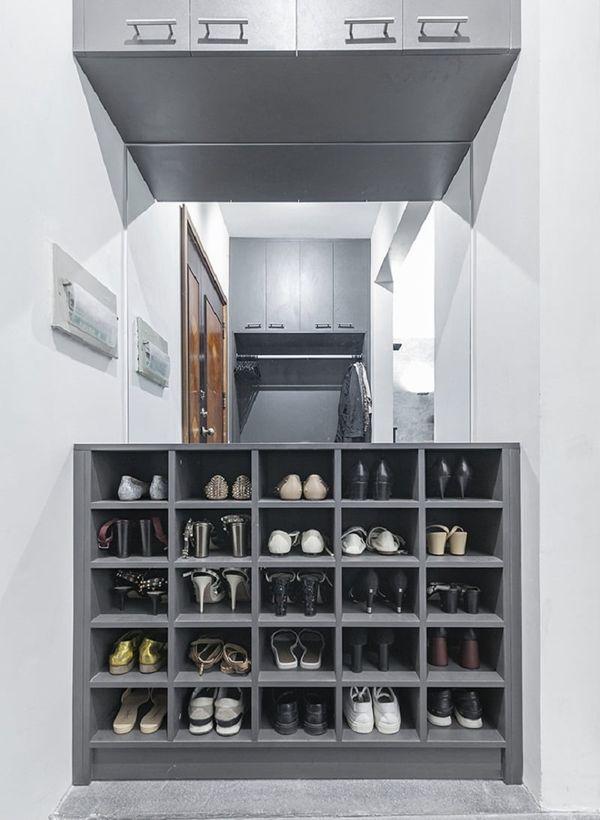 Tại sao nên chọn tủ giày kịch trần